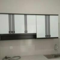 Lemari 2 dan 3 pintu gantung / rak sayur / lemari dapur
