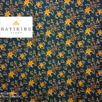 Harga kain batik pekalongan h santoso motif 37 kuning unggul | Hargalu.com