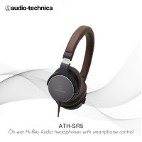 Audio-Technica ATH-SR5 NBW ( NAVY / BROWN )