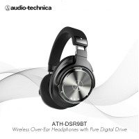 Audio-Technica ATH- DSR9BT Wireless Over-Ear Headphones Digital Drive