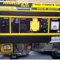 Genset listrik 4 tak 1000 watt Multipro GG-1500/4SW Paling Laris