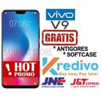 Promo VIVO V9 BLACK EDITON RESMI VIVO INDONESIA 2 TAHUN Berkualitas