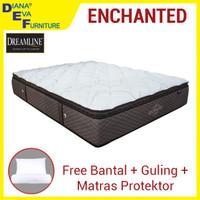 Kasur Enchanted 160x200 - Dreamline Spring Bed