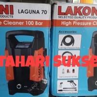 Jet Cleaner Laguna 70 lakoni (cuci mobil motor ac) tembakan super kuat