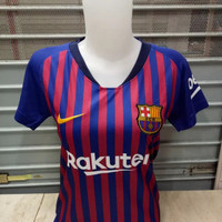 JERSEY BARCELONA HOME LADIES 2018/2019 GRADE ORI OFFICIAL