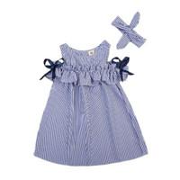 Pakaian Bayi Perempuan Baju & Sepatu Dress Baby Girl Motif Bir AHA1677
