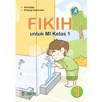 Buku Fikih untuk MI Kelas 1 Kurikulum 2013