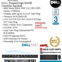 DELL Server R440 Intel Xeon Silver 4114 Double Socket RackmountSeries