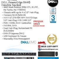 DELL Server R440 Intel Xeon Bronze 3106 Double Socket RackmountSeries
