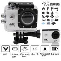 Gopro 4K ULTRA HD SPORTS Action camera F60 Ultra HD 4K WiFi Silver