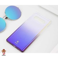 Baseus Glaze Hardcase for Samsung Galaxy Note 8 - Ungu