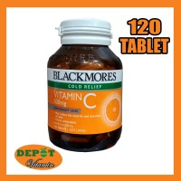 Jual TERMURAH BLACKMORES VITAMIN C 500MG 120 TABLET Murah