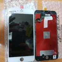 LCD 1SET IPHONE 6S PLUS 6SPLUS ORIGINAL BLACK WHITE DI JAMIN ORI
