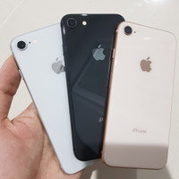 iPhone 8 256GB | Mulus LIKENEW & NORMAL - FULLSET - GARANSI !