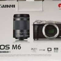Camera Canon M6 Kit 18-150mm IS STM