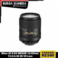NIKON LENSA AF-S DX NIKKOR 18-300mm f/3.5-6.3G ED VR Lens
