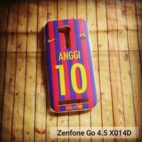 ZENFONE GO 4 5 X014D CASE CUSTOM HP