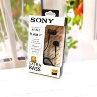 Stereo Headphones SONY Earphone Handsfree Real Bass AT022 headset