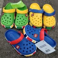 Sandal Karakter Anak Crocs Lego Crocband Croc Band Original