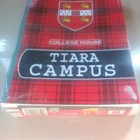 Buku Tulis Boxy Tiara Campus College House 38 Lembar Pack 10 Buku