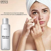 ERTOS Why Acne Facial Wash