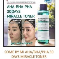 Some by me 30 Days Miracle Toner