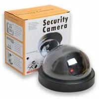 Kamera CCTV tiruan/palsu/fake