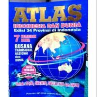 Buku Atlas