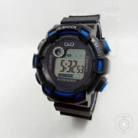 (Diskon) Jam tangan QQ Plastik Pria