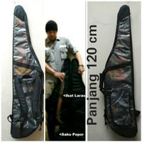 Tas Senapan / Bedil / Airsoft / Gejluk / Gunbag / Gun Bag P=120cm