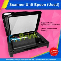 Scanner Unit Printer Epson L555 L565 M200, Scanner Assy L555 M200 L565