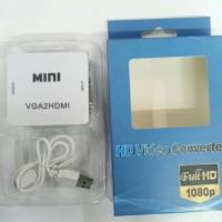 Konverter VGA to HDMI Berkualitas, Murah