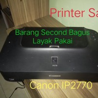 Jual Printer Canon iP2770 Second