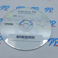 CD Driver Printer Epson T11 (Original)