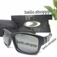 Kacamata Jupiter Squared hitam doff lensa polarized - kacamata pria