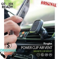 Car Holder Ringke Power Clip Air Vent Car Mount