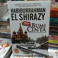 (Best Seller) Kang Abik: Bumi Cinta, Basmalah - Novel Pembangun Jiwa