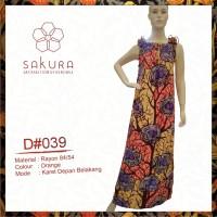MAXI DRESS SAKURA D#039