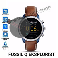 Tempered Glass For Smartwatch Fossil Q Explorist