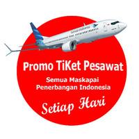 Promo Tiket Pesawat Garuda /AirAsia Diskon up to 25% dari Tr*veloka