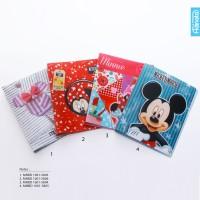 Mickey & Minnie Mouse Binder M Adinata / Tempat File