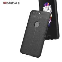 Softcase Carbon Armor Rugget Preimium Case Cover Casing HP OnePlus 5