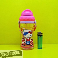Botol Minum Hello Kitty 430ml V-2003-2