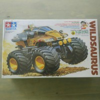 Tamiya 17006 Wild saurus bigfoot