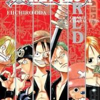 Stok Baru - Komik : One Piece Red Grand Characters ( Eiichiro Oda )