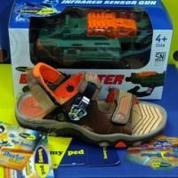 LIMITED EDITION Sandal gunung homyped berhadiah bugs hunter shoter 02