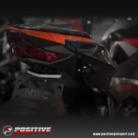 NRC Tail tidy / fender eliminator for Ninja 250 FI 2018 / Ninja 400