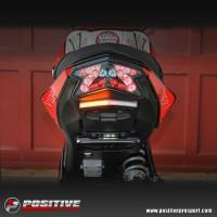 NRC Tail tidy / fender eliminator Kawasaki Z125