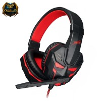 Headset Gaming Aula Prime LB-01 Red