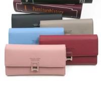 Harga new babosarang dompet wanita cewek kulit kartu fashion purse | antitipu.com